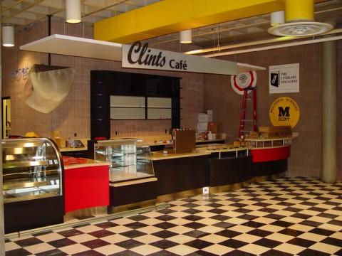 Clint's Cafe