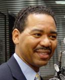 Speaker/Alumnus Dr. Michael Boucree