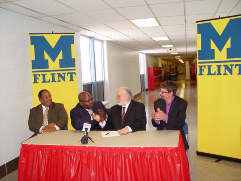 Beecher-UMFlint-Partnership