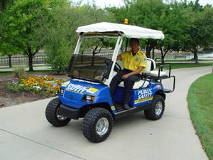 Patrol Cart