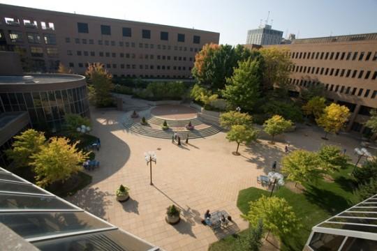 UM-Flint-McKinnon-Plaza