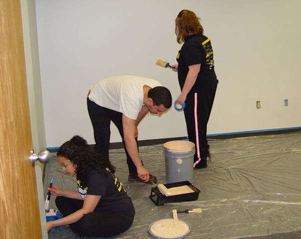 """Fixing up """"Our Home Transitional"""" for female student veterans"""
