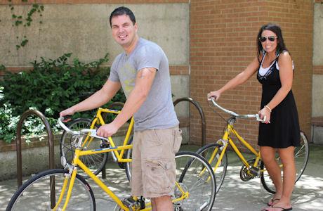 UM-Flint Bike Share Program