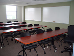 English Language Program Classrooms