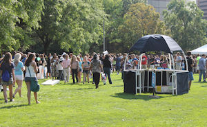 Student Welcome Day