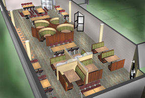 Proposed Riverview Seating