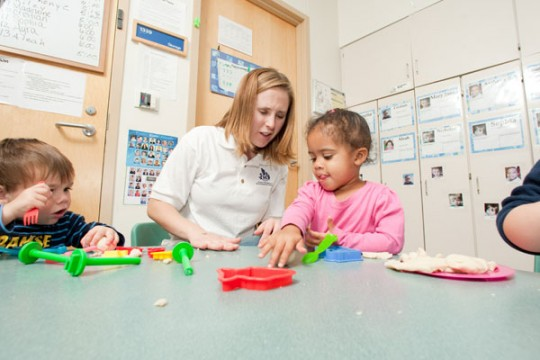 UM-Flint's Early Childhood Development Center