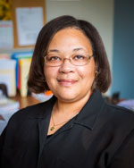 Tamara McKay, Ph.D., CAPS interim director.