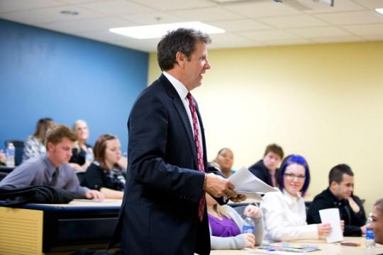 Dale Tuttle, MBA   Lecturer of Management, Director - Michigan Center for Entrepreneurial Leadership