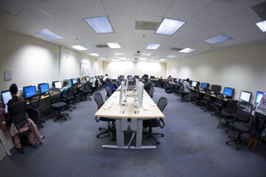 MSB Computer Lab (Room 109)