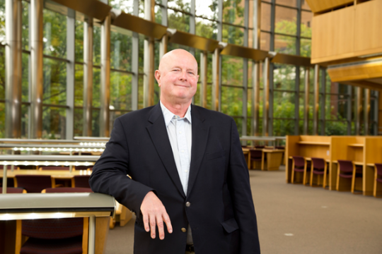 College of Arts of Sciences Interim Dean Al Price