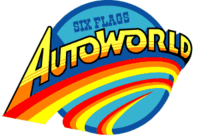 Six Flags Autoworld logo