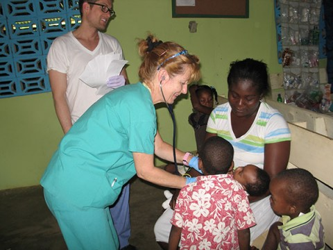 Nursing Student in Dominican Republic