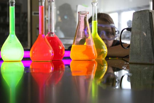 Super Science Friday at UM-Flint