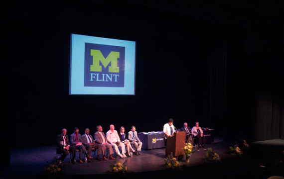 2014 UM-Flint Academic Affairs Convocation