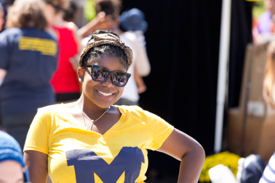 List of 2014 UM-Flint Welcome Back Activities