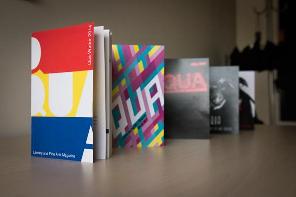 Series of recent Qua covers