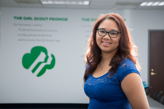 Vivian Williams had no idea that her civic engagement activities would directly impact her career.