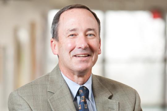 UM-Flint Accounting Professor Keith Moreland