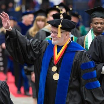 Juan E. Mestas, Chancellor Emeritus