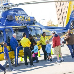 Touch-A-Truck community event