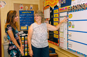 Co-teaching allows teacher candidates to play a more active role in the classroom than the traditional student teaching approach.