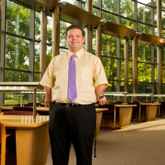 Paul Artale, Director of Student Activities and Leadership