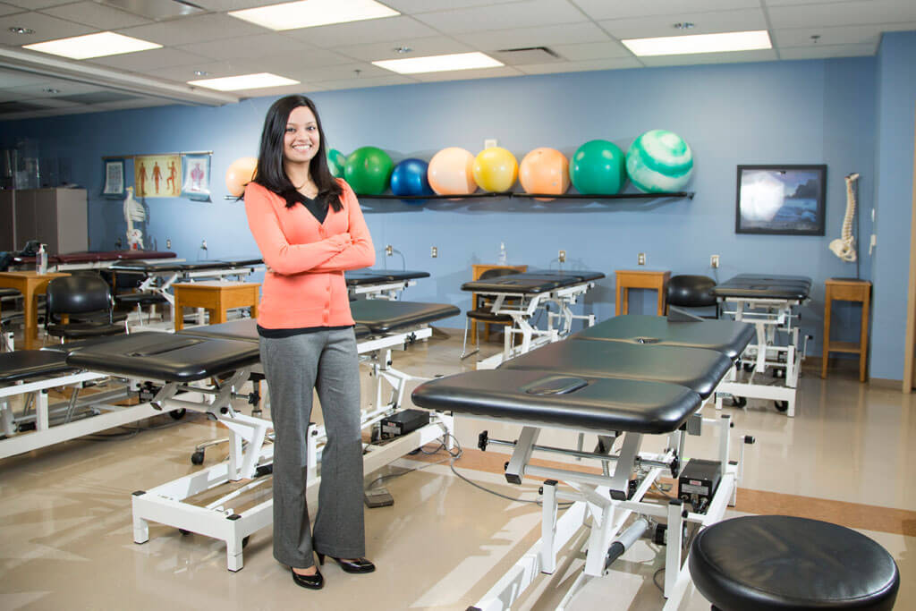 Deblina Deb, Doctor of Physical Therapy student