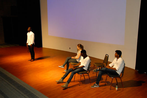 Immigrant U will be shown at 2:30 p.m. Nov. 18 at the Kiva in the Harding Mott University Center.