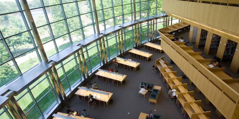 UM-Flint's Thompson Library