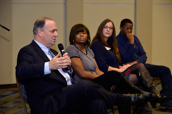 This is the second year in a row Congressman Kildee has attended the Mpowering My Success event.
