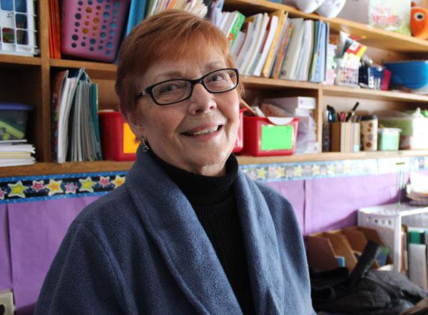 STAR mentor and Baker College teacher preparation coordinator Janet Haffner.