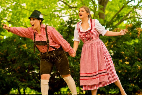 UM-Flint's First Full-Scale Opera Hansel & Gretel is on Stage February 19 & 21, 2016