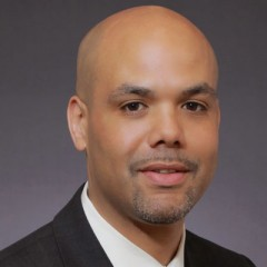 UM-Flint Alumnus Clarence Sevillian, President & CEO of McLaren Bay Region Hospital