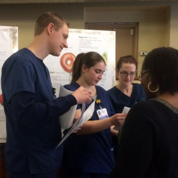 UM-Flint Nursing Assists County Health Department with Lead Screenings