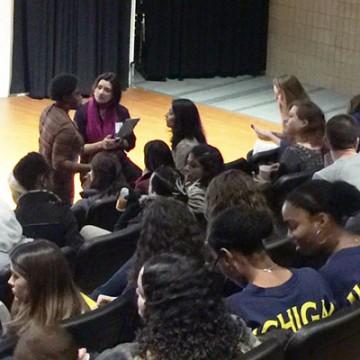 Tri-Campus Summit Unites U-M Students Around Community Engagement