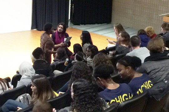 U-M's inaugural Tri-Campus Student Summit at UM-Flint