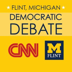 Flint, Michigan Democratic Debate