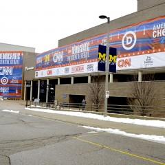 UM-Flint Presidential Debate Activities