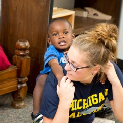 Early Childhood Education at UM-Flint