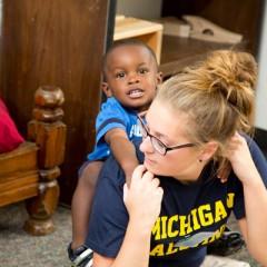 Early Childhood Education at UM-Flint