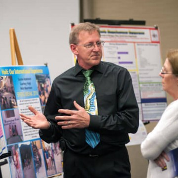 Evening of Excellence Showcases UM-Flint Social Work Student Research