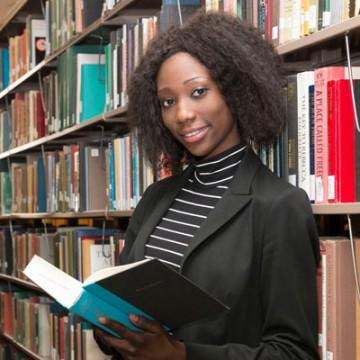 UM-Flint graduate Nubwa Gadzama works to ensure education for victims of Boko Haram.