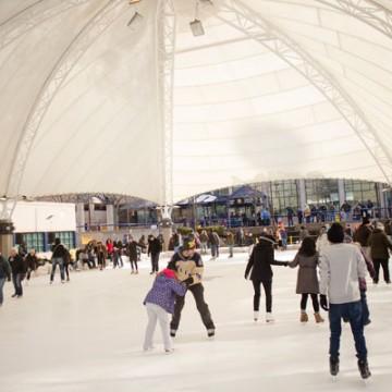 UM-Flint ice rink had an great first winter