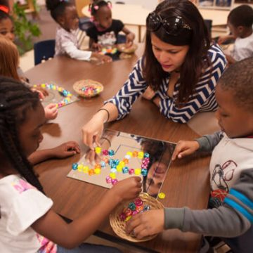 UM-Flint Offers New Early Childhood Studies Bachelor Degree