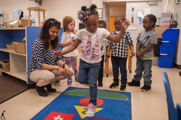 Great Expectations Early Childhood Program is located at Holmes STEM Academy, 6602 Oxley Dr. in Flint