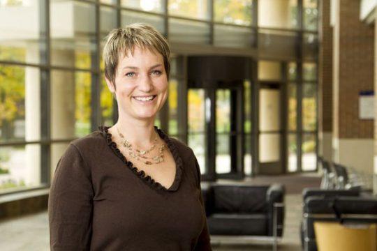 Karen Salvador, UM-Flint Assistant Professor of Music