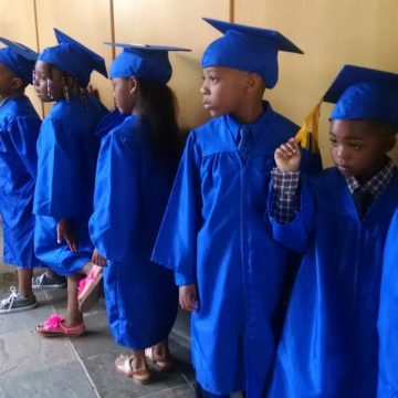 UM-Flint Early Childhood Center Honors Preschool Graduates