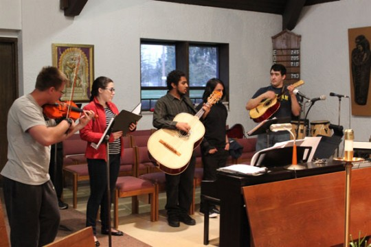 UM-Flint Music Students and Graduates Share Mariachi Throughout Michigan