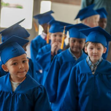 UM-Flint Early Childhood Center Honors Preschool Graduates